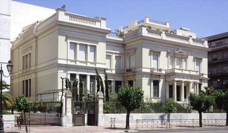 Μουσείο Μπενάκη, της οδού Κουμπάρη