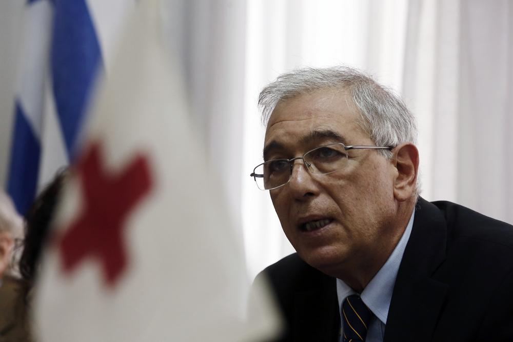 Ο νέος πρόεδρος, Ανδρέας Μαμαντόπουλος
