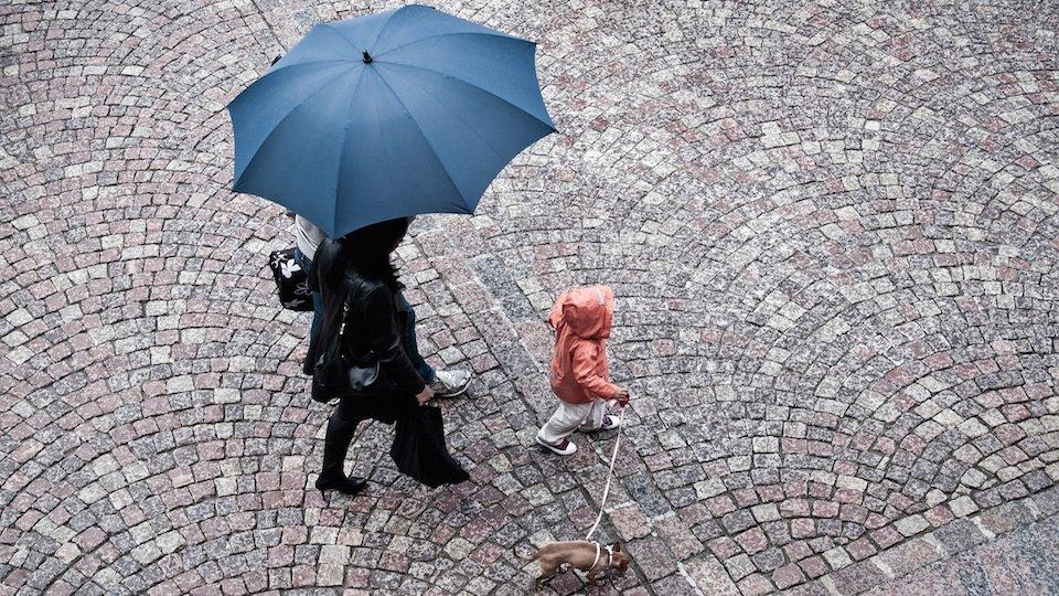βροχές, καιρός