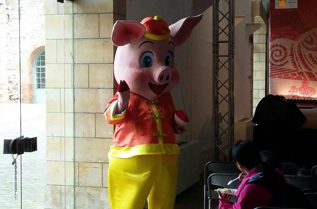 Κινέζικη Πρωτοχρονιά στην Τεχνόπολη 2