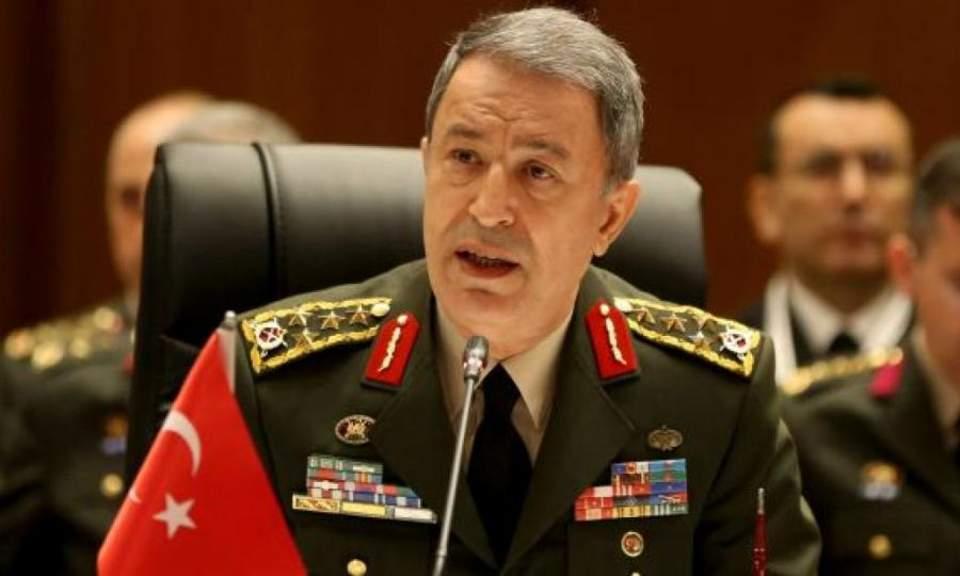 υπουργός Εθνικής Άμυνας Χουλουσί Ακάρ
