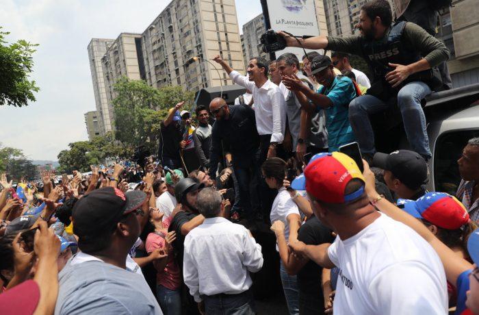 Χουάν Γκουαϊδό, Βενεζουέλα