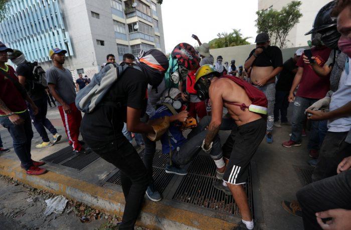 Κρίση στη Βενεζουέλα