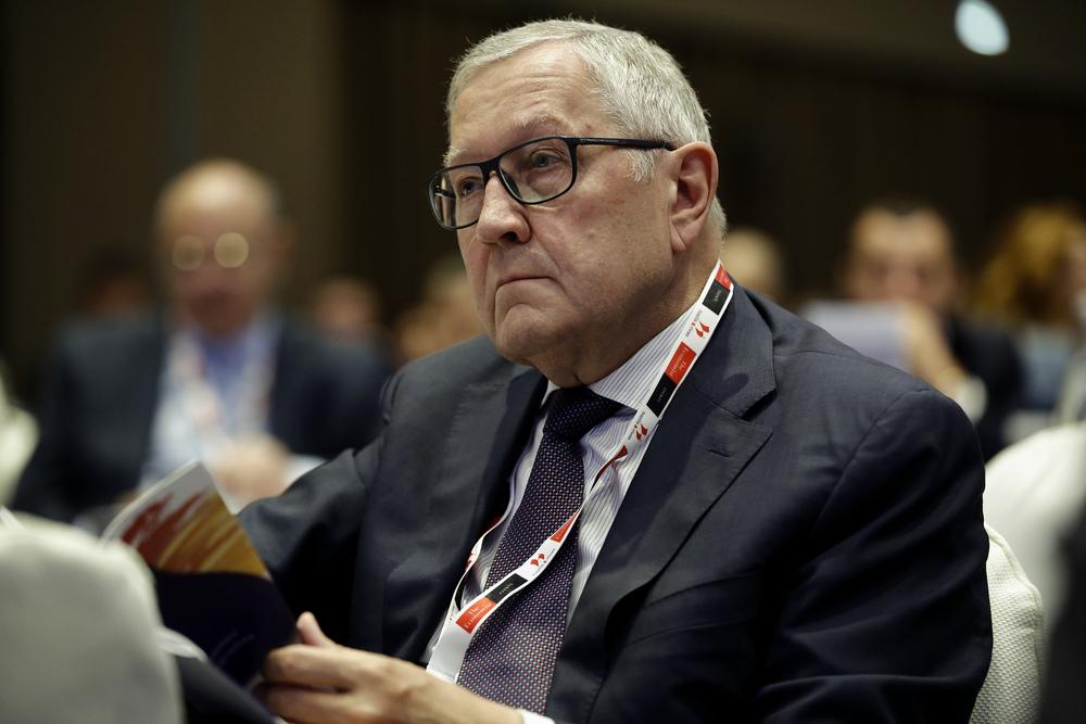 Ο διευθύνων σύμβουλος του Ευρωπαϊκού Μηχανισμού Σταθερότητας, Klaus Regling,