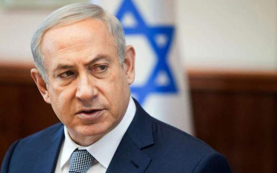 Нетаньяху Израиль