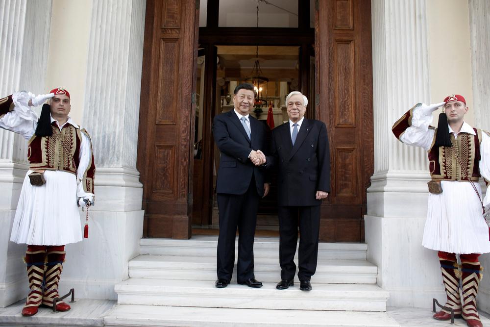 Παυλόιπουλος - Σι, στο Προεδρικό Μέγαρο