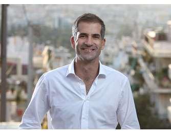 ο Δήμαρχος της Αθήνας Κώστας Μπακογιάννης
