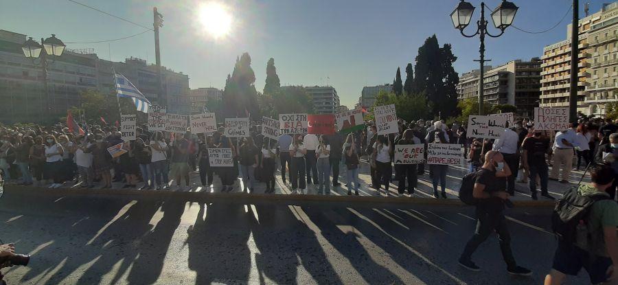 Versammlung Der Griechisch Armenischen Bevolkerung In Der Verfassung Athen 9 84