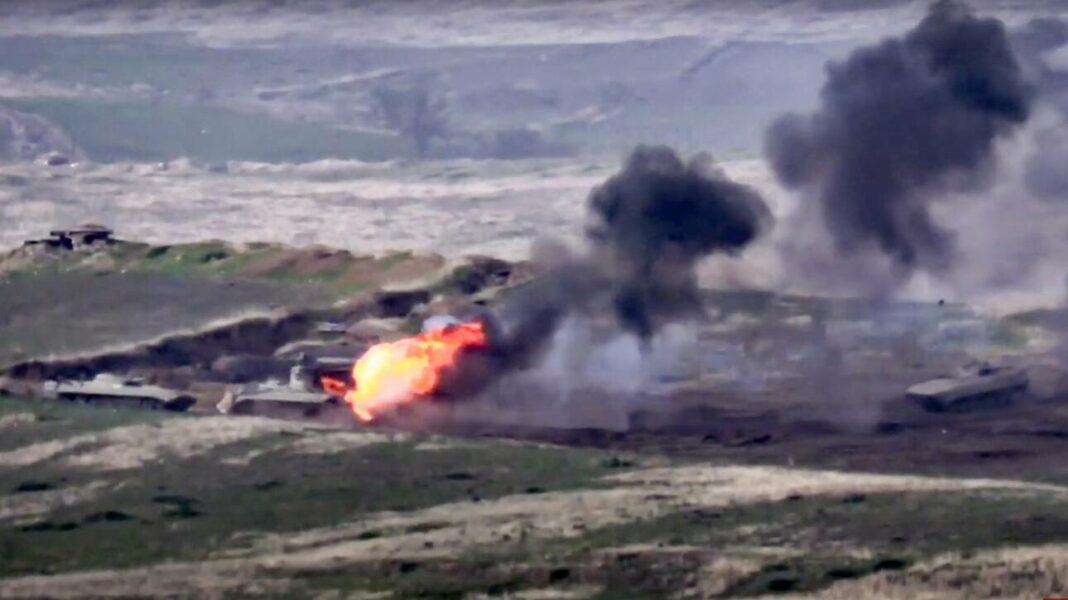 Armenien Aserbaidschan Der Berg Karabach Konflikt Eskaliert Die Angst Vor Einem Totalen Krieg Eskaliert Athen 9 84