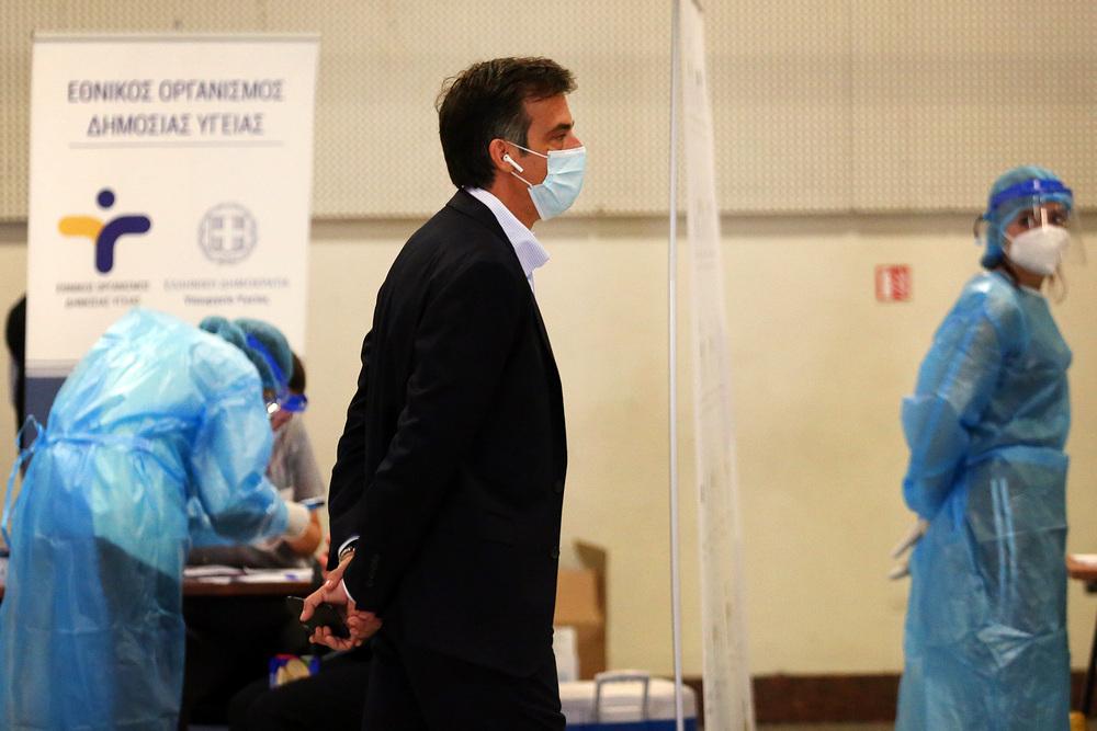 Στη Θεσσαλονίκη μεταβαίνει εκτάκτως ο πρόεδρος του ΕΟΔΥ | ΑΘΗΝΑ 9,84