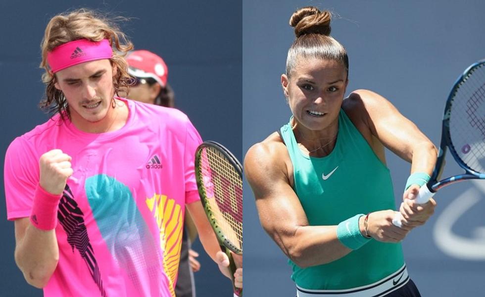 Australian Open: Τσιτσιπάς και Σάκκαρη ρίχνονται στη μάχη την Τρίτη   ΑΘΗΝΑ 9,84