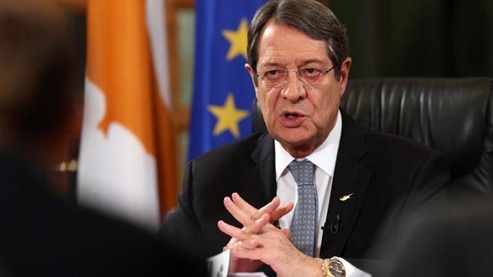 Αναστασιάδης.  Δεν θα μετατρέψουμε ολόκληρη την Κύπρο σε τουρκική επαρχία